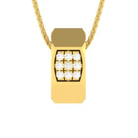 Nutty Delight DiamondPendant