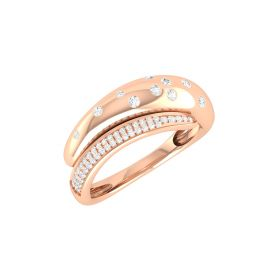 The Augment Diamond Ring