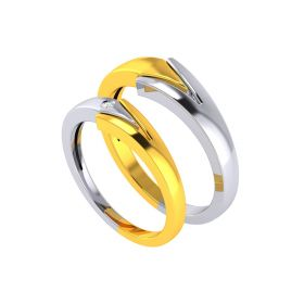 The Dual Patterned Couple Rings