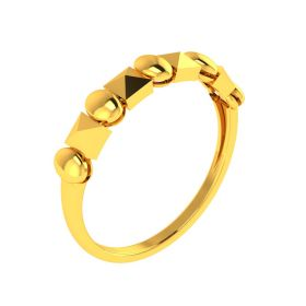 22K Rock solid Gold Ring