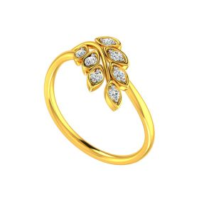 22K Bold & Bountiful Gold Ring