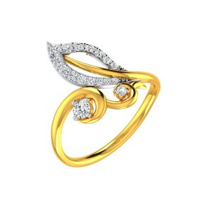 Triumph of Truce Gold Ring