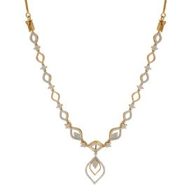 Dainty Diamond Necklace
