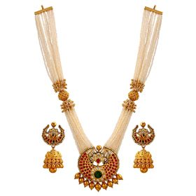 451VG700 | Mutli Strand Necklace set