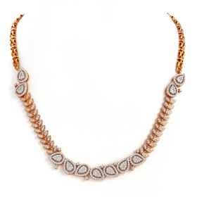 159G799 | Captivating Lush Diamond Necklace