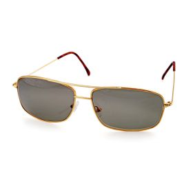 Gold Frame Shades